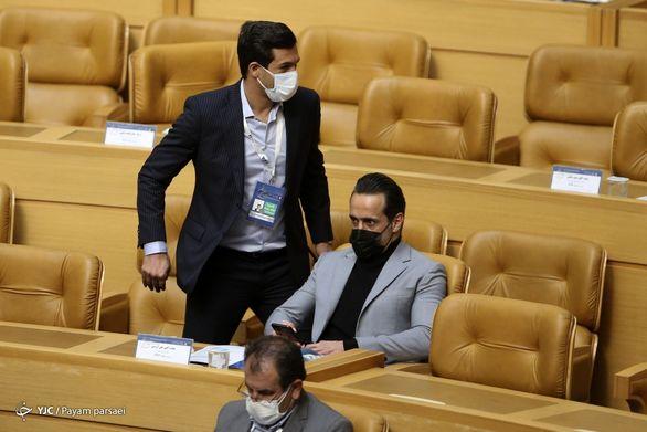 علی کریمی جواب علی نژاد را به تلخی داد | عکس