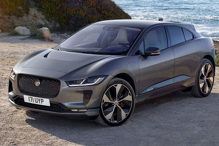 Jaguar I-Pace / جگوار I-Pace