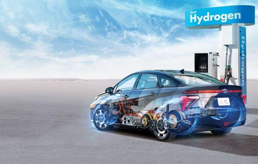 خودروهای هیدروژنی