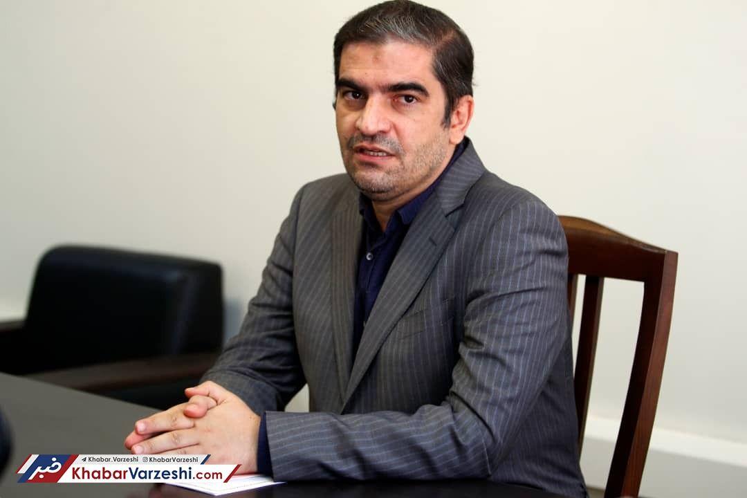 قاضی زاده هاشمی: ویلموتس از اول هم برای کار به ایران نیامده بود