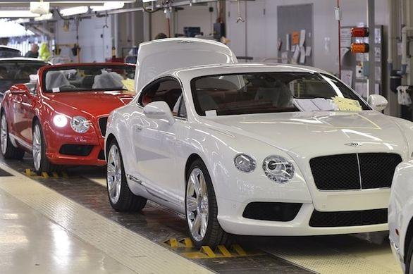 فروش خودرو در اروپا کاهش یافت