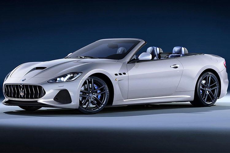 مازراتی گرن توریزمو / Maserati Gran Turismo