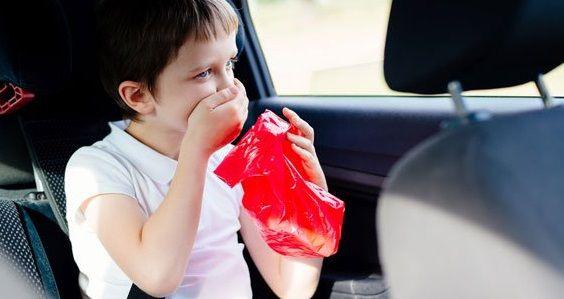 اختراعی برای آن ها که موقع رانندگی حالت تهوع می گیرند