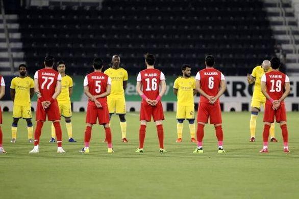 عکس | ادعای سعودی ها: شکایت النصر رد شد