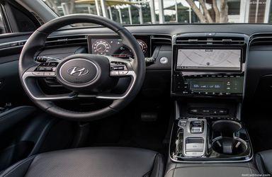 خودرو هیوندای توسان مدل 2022