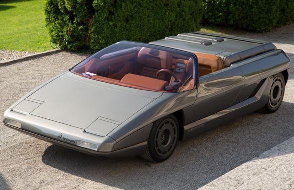 نگاهی به لامبورگینی برتونه / خودرویی که فقط یک دستگاه از آن ساخته شد