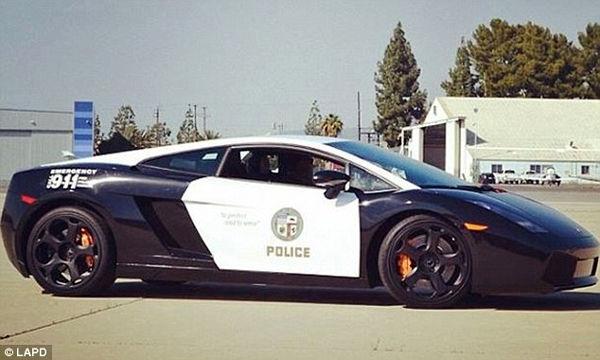 بهترین خودروهای پلیس جهان