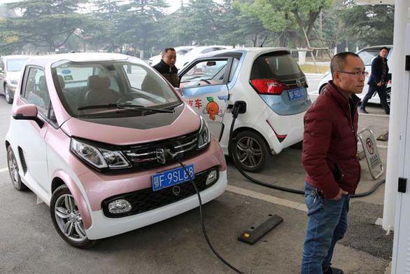افول خودروهای برقی در بزرگ ترین بازار خودرو دنیا