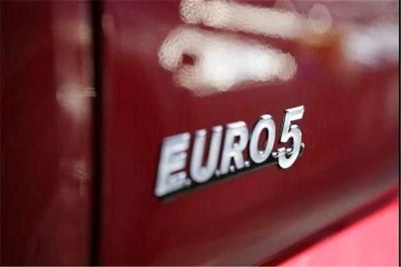 استاندارد یورو 5 در راه است