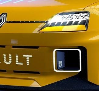 اولین تصاویر از خودرو رنو 5 جدید مدل 2021 را ببینید