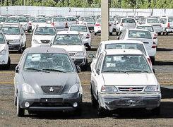 قیمت کاذب، بازار خودرو را قفل کرد