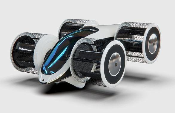 خودروی پرنده روسیه سال آینده راهی بازار می شود