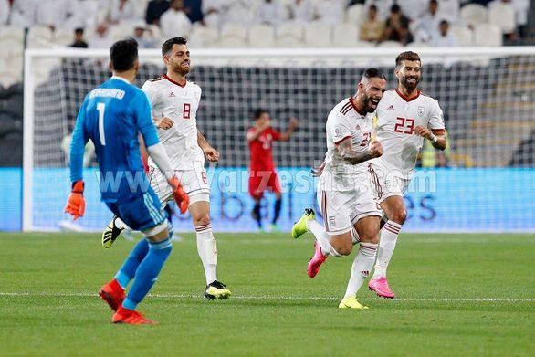 شروع توفانی یوزها / ویدئوی 3 گل ایران به یمن در نیمه اول