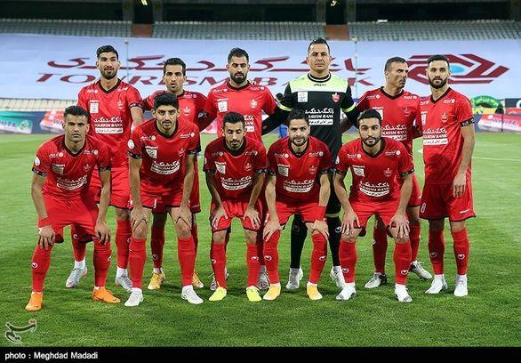 پرسپولیس سومین تیم برتر آسیا شد | استقلال سقوط کرد