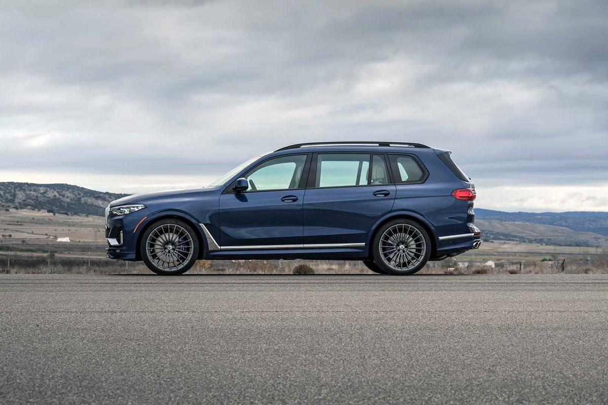 BMW Alpina XB7 / بی ام و آلپینا xb7