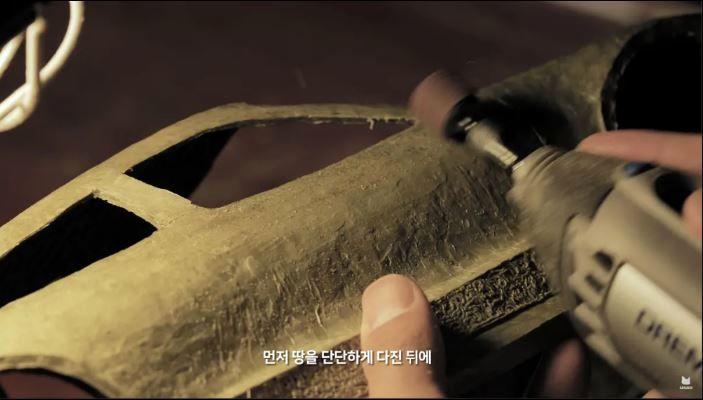 تولید پورشه تایکان کنترلی با فناوری چاپ سه بعدی