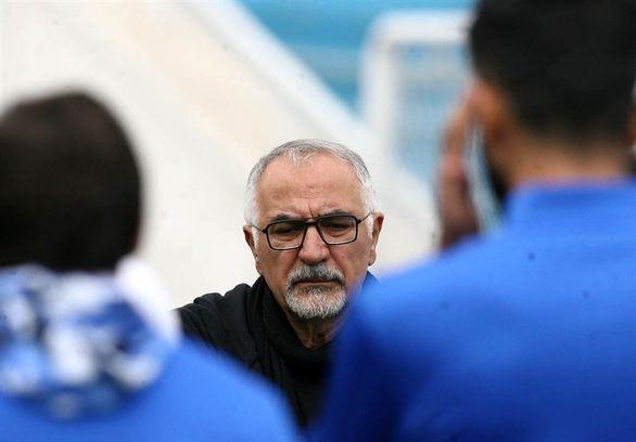 می خواهم این ننگ را از فوتبال ایران بردارم!