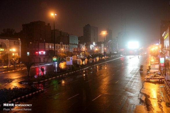 ساعت تردد خودروها در تهران تغییر می کند؟