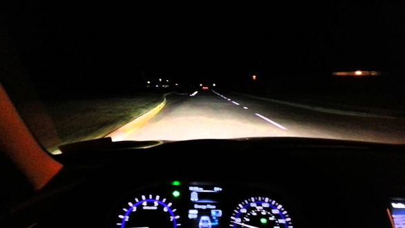 نکات حیاتی برای رانندگی در شب