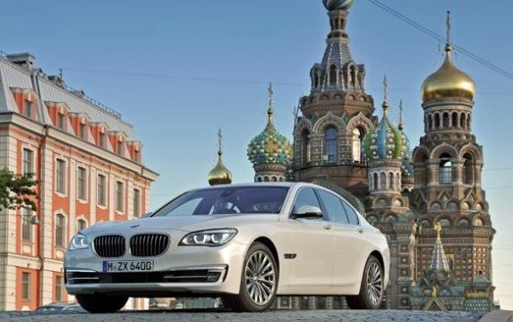 روسیه دومین بازار خودرو اروپا شد