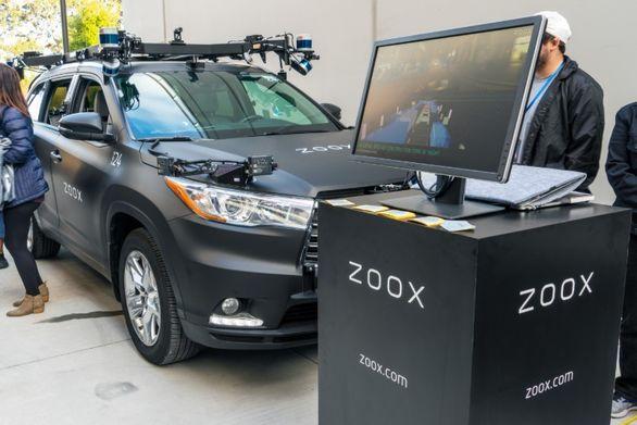 پشت پرده ورود آمازون به دنیای خودروهای خودران
