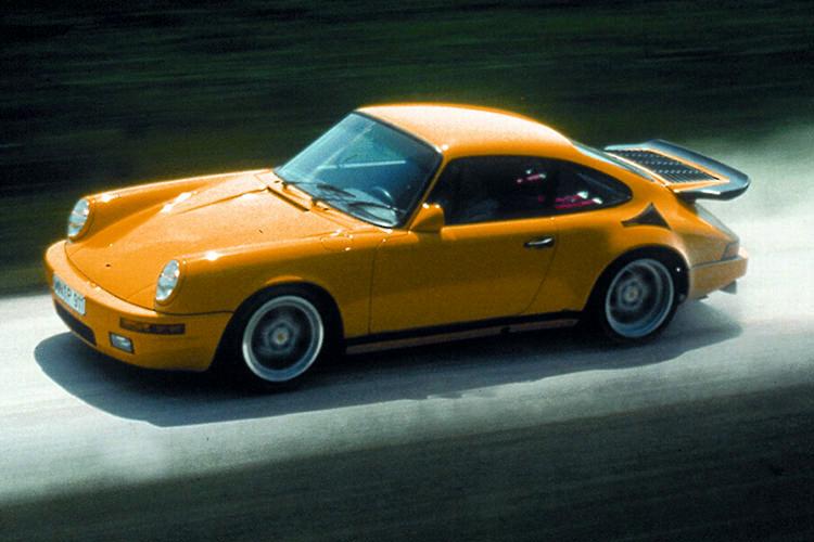 Porsche RUF CTR Yellowbird