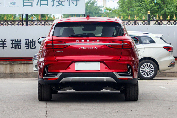 مارول اکس؛ کراس اوور لوکس چینی با آخرین فناوری های صنعت خودرو (+عکس)