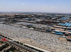 پشت پرده علت انبار کردن خودروها در ایران خودرو چیست؟