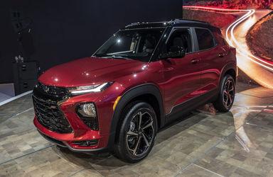 نمایشگاه خودرو لس آنجلس 2019