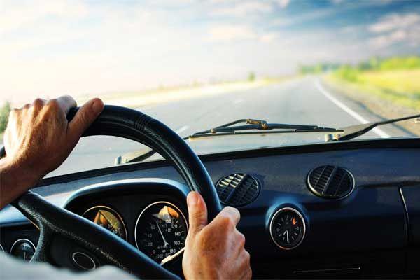 دور دو فرمانه در رانندگی
