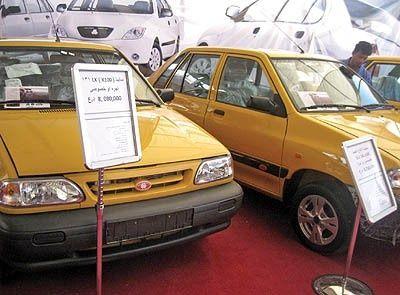 شفاف سازی در مورد قیمت خودروهای ایرانی در بازارهای خارجی
