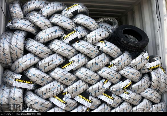 اختلاف ۱۰۰ تا ۱۵۰ هزار تومانی قیمت لاستیک خودرو از کارخانه تا بازار