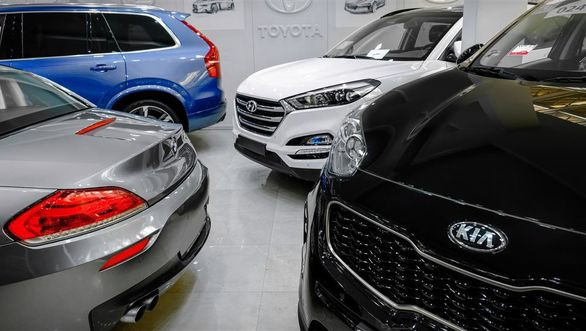 4700 خودروی وارداتی شماره گذاری شد (اسامی)