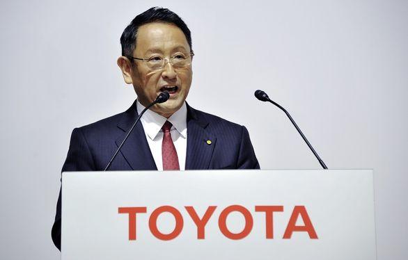 انتقاد سرمایه گذاران از مدیرعامل تویوتا