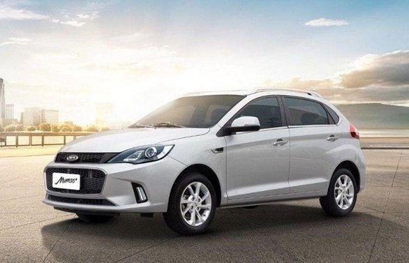 خودروی جدید چینی که رقیب پژو 207 می شود | مشخصات فنی