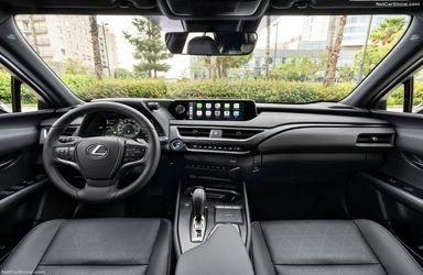 لکسوس UX 300e مدل 2021