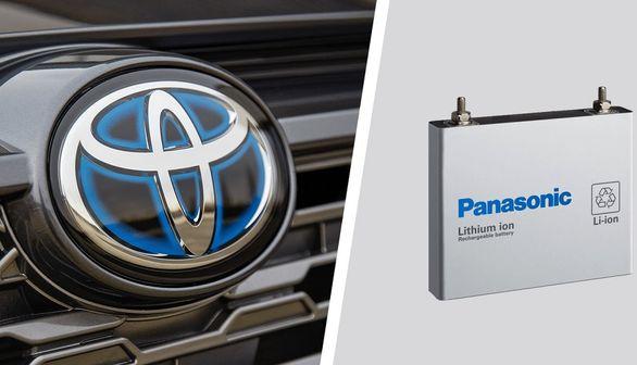 تویوتا و پاناسونیک به دنبال جادوگری در باتری خودروهای برقی