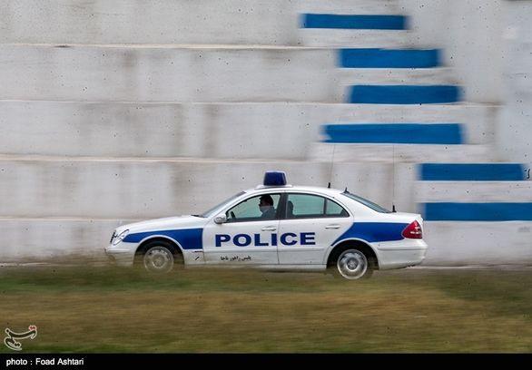 عکسی متفاوت از رئیس پلیس راهنمایی و رانندگی گیلان + عکس