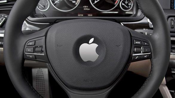 آپشن های اولین خودروی اپل لو رفت