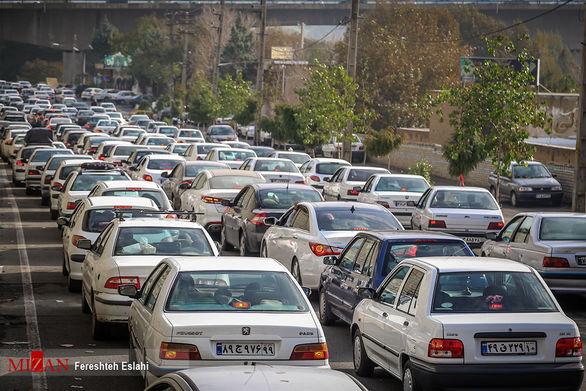 چه میزان از خانوارهای کشور خودرو شخصی دارند؟