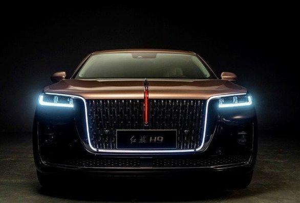 خودروی سوپرلوکس چینی خود را رقیب رولزرویس معرفی کرد (تصاویر)