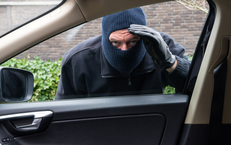 سرقت خودروهای جدید علیرغم فناوری های مدرن