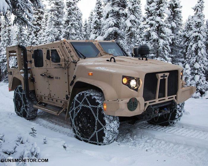 نسخه ای ویژه از شورولت کلرادو برای ارتش آمریکا(+عکس)