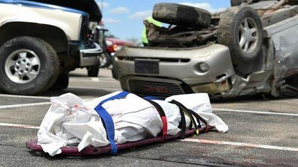 کاهش تلفات جاده ای به نصف با فناوری جدید خودرویی