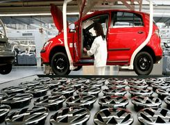 رشد فروش فولکس در بزرگترین بازار خودرو جهان