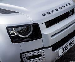 جدیدترین مدل خودرو لندروور دیفندر 90 را ببینید