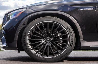 مرسدس بنز GLC63 AMG مدل 2020