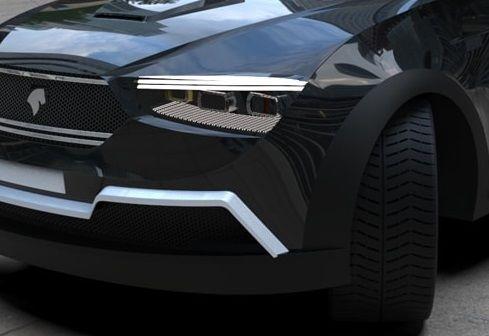 زمان رونمایی از اولین کراس اوور ایران خودرو اعلام شد + طرح احتمالی
