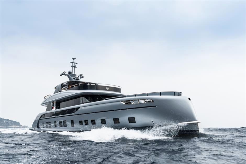 قایق تفریحی فوق لوکس پورشه با قیمت 12 میلیون دلار