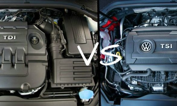 خودروی بنزینی بهتر است یا دیزلی؟